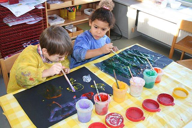 Waa observation report kindergarten - Malen im kindergarten ...